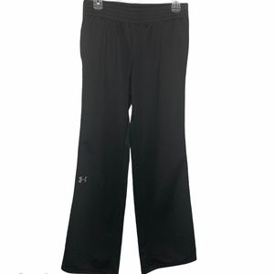 Under Armour Semi-Fitted Pants M Black Joggers
